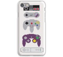 Nintendo Evolution iPhone Case/Skin