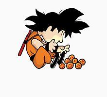 Son Goku x Schroeder (Peanuts) Unisex T-Shirt