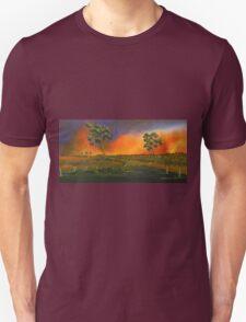 Western Sunset  Unisex T-Shirt