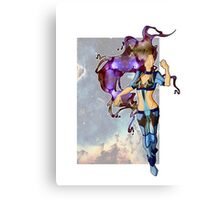 Super girl Canvas Print