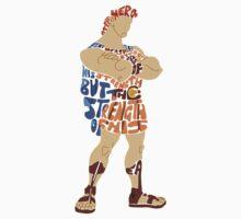 Hercules One Piece - Short Sleeve