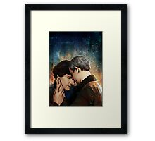 Sorrow and Comfort Framed Print