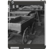 Restoration At Pompeii iPad Case/Skin