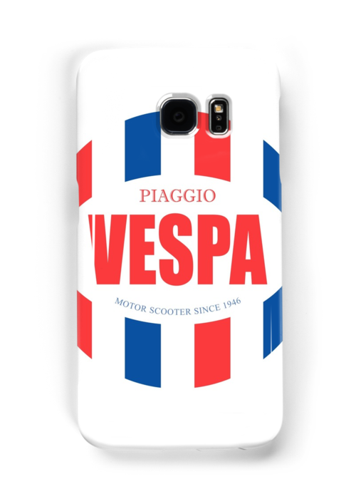 VESPA VINTAGE by madeofthoughts