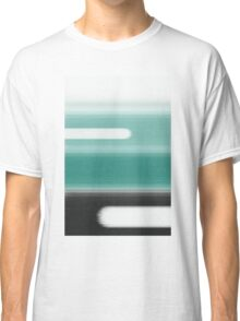 Green Abstract Classic T-Shirt
