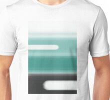 Green Abstract Unisex T-Shirt