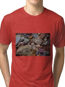 Rock pool treasure Tri-blend T-Shirt