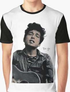 Bob Dylan Graphic T-Shirt