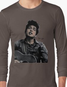 Bob Dylan Long Sleeve T-Shirt