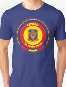 Euro 2016 Football - Team Espana T-Shirt