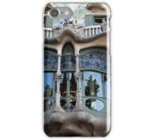 Gaudi window iPhone Case/Skin