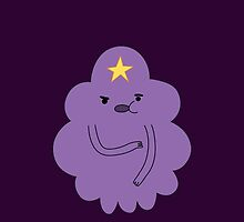 LUMPY SPACE PRINCESS ADVENTURE TIME by reun