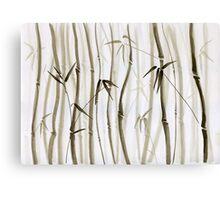 Bambusa Canvas Print