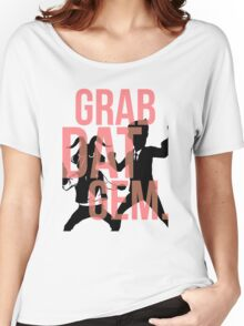The Weekly Planet - GRAB DAT GEM. Women's Relaxed Fit T-Shirt