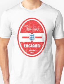 Euro 2016 Football - England T-Shirt