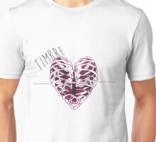 Timbre Heart and Lungs Unisex T-Shirt