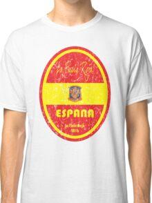 Euro 2016 Football - Espana Classic T-Shirt