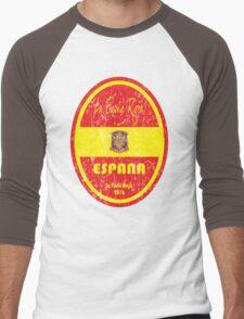 Euro 2016 Football - Espana Men's Baseball ¾ T-Shirt