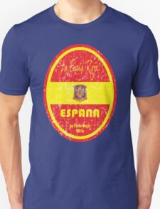 Euro 2016 Football - Espana T-Shirt