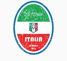 Euro 2016 Football - Italia Unisex T-Shirt