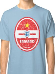 World Cup Football 6/8 - England (Distressed) Classic T-Shirt