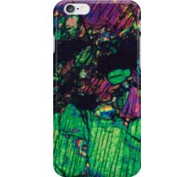 Pyroxene Crystals  iPhone Case/Skin