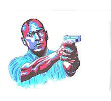Denzel Washington Equalizer movie Photographic Print