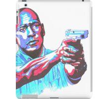 Denzel Washington Equalizer movie iPad Case/Skin