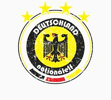 World Cup Football 3/8 - Team Deutschland (distressed) Unisex T-Shirt