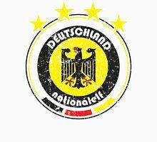 World Cup Football 3/8 - Team Deutschland (distressed) T-Shirt