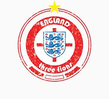World Cup Football 6/8 - Team England (distressed) Unisex T-Shirt