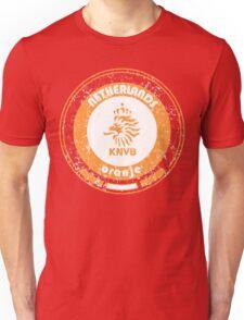 World Cup Football - Team Netherlands (distressed) Unisex T-Shirt