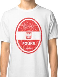 European Football - Polska Classic T-Shirt
