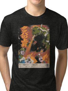 bowzilla Tri-blend T-Shirt