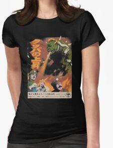 bowzilla Womens Fitted T-Shirt