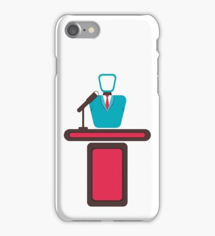 leadership concept iPhone Case/Skin