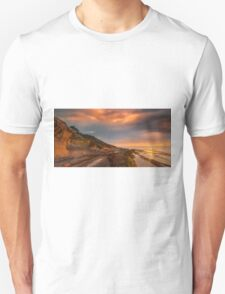 Sunrise at Cabo de las Huertas Lighthouse Unisex T-Shirt