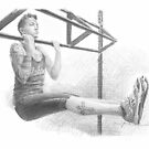 fitness trainer by Mike Theuer