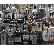 Pick Your Poison  Photographic Print