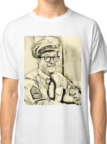Phil Silvers Sargent Bilko Classic T-Shirt