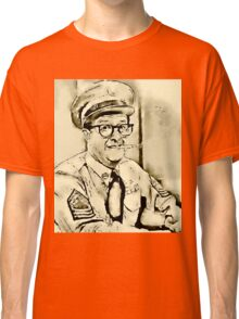 Phil Silvers Sargent Bilko Classic T-Shirt