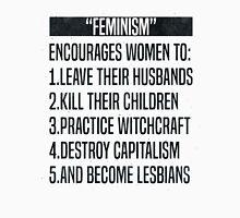 Feminism-ism Unisex T-Shirt
