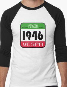 VESPA 1946 Men's Baseball ¾ T-Shirt