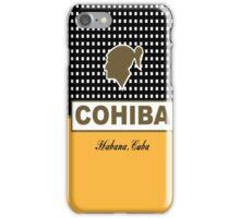 Cohiba Habana Cuba iPhone Case/Skin
