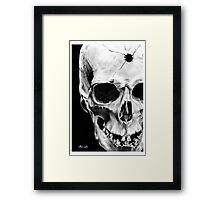 Till death do us part Framed Print