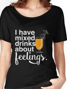 Mixed Drinks Women's Relaxed Fit T-Shirt