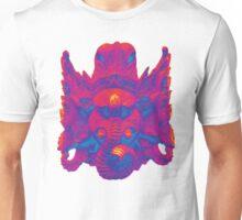 Rave on Ganesha - T-Shirt Print Unisex T-Shirt