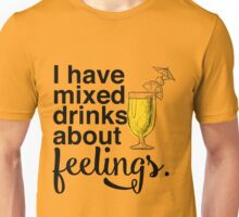 Mixed Drinks Unisex T-Shirt