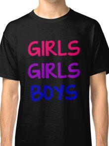 P!ATD/Music - Girls/Girls/Boys Classic T-Shirt