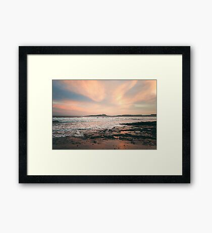 Low Newton-by-the-Sea Framed Print